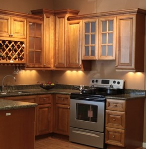 Kitchen remodeling kitchen cabinets countertops for Remodel kitchen without replacing cabinets