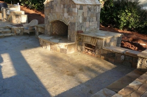 An outdoor kitchen is a great place to entertain family and friends outdoors, call the experts at ContractorMen 3580 Polly's Bluff Cumming, GA 30028 to design and install your outdoor kitchen in and around your budgetary guidelines.